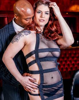 Lucia Love loves interracial Anal Sex-4