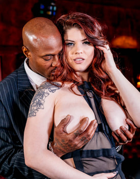 Lucia Love loves interracial Anal Sex-5