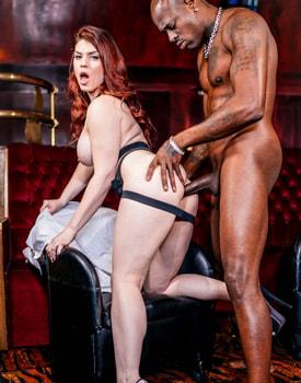 Lucia Love loves interracial Anal Sex-8