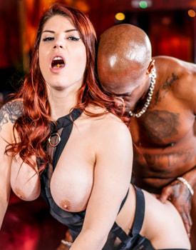 Lucia Love loves interracial Anal Sex-9