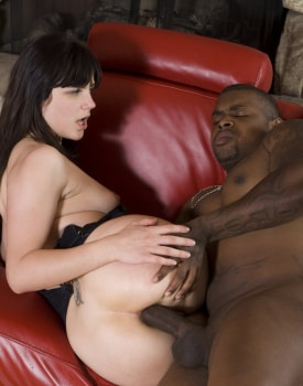 Bobbi Starr Interracial Anal Action-8