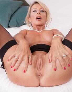 MILF Marina Beaulieu Tastes her First Big Black Cock-2