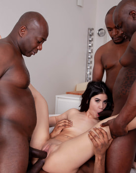 Lady Dee Wants Four BBCs-9