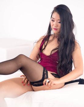 The Asian Katana Loves Interracial Sex-0