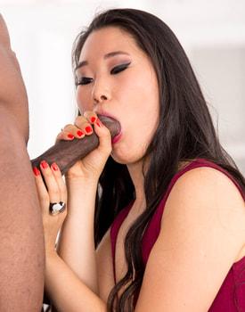 The Asian Katana Loves Interracial Sex-5