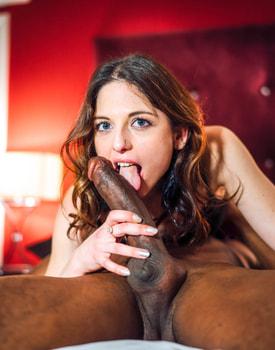 Rachel Adjani Enjoys with Intarracial Anal Sex-5
