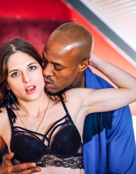 Rachel Adjani Enjoys with Intarracial Anal Sex-7