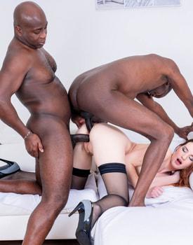 Elena Vega in Double Pussy Action-4