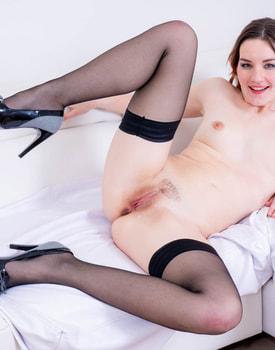 Elena Vega in Double Pussy Action-10