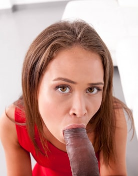 Teen Jenny Ferri Stars at Private Having Interracial Anal Sex-5