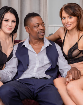 Shay London and Chelsea Ellis, Good Friends Share Everything-4